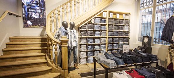 Le classique du bonobo jeans slim