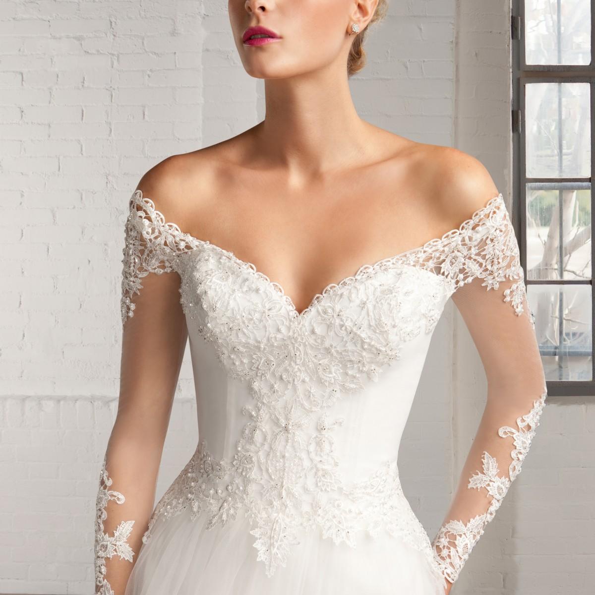 Un choix de robe simple sur robedemariee.pro