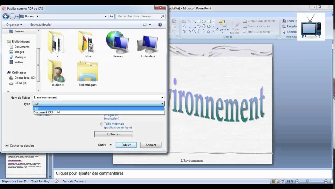 comment transformer un pdf en jpeg