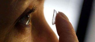 Lentille de contact : choisir sa couleur d'iris