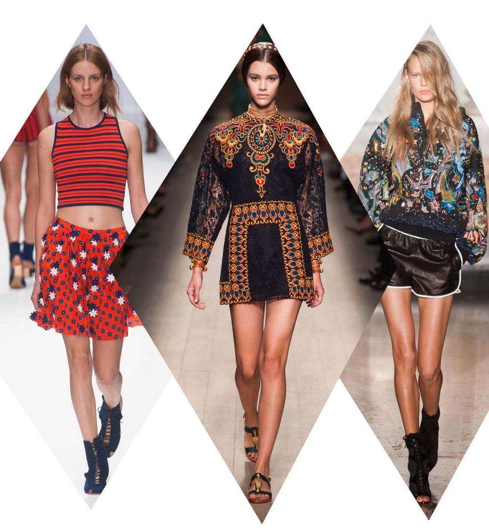 Tendance de mode : je vous tiens au courant des dernières tendances ...