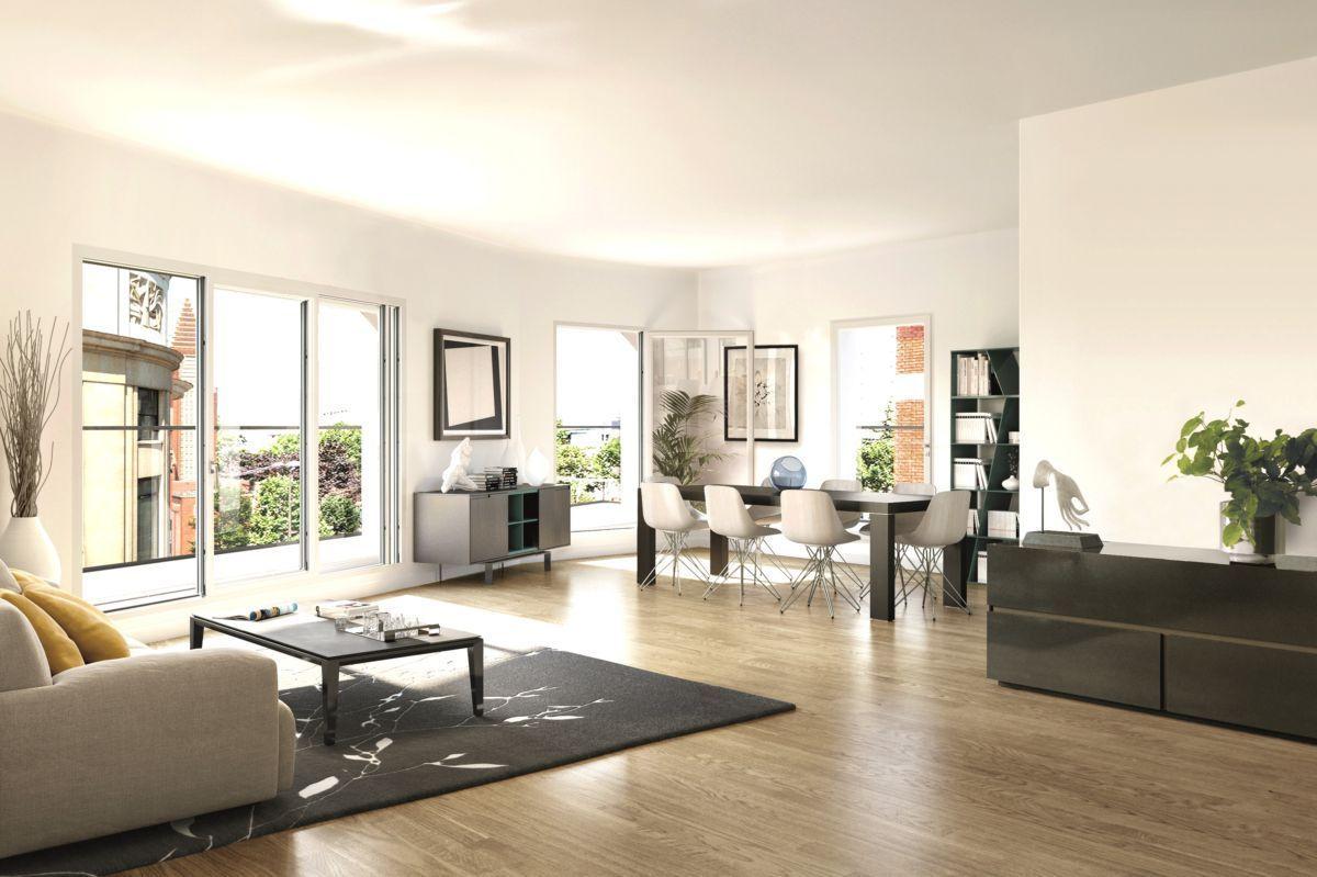achat appartement quelques qualit s id ales. Black Bedroom Furniture Sets. Home Design Ideas