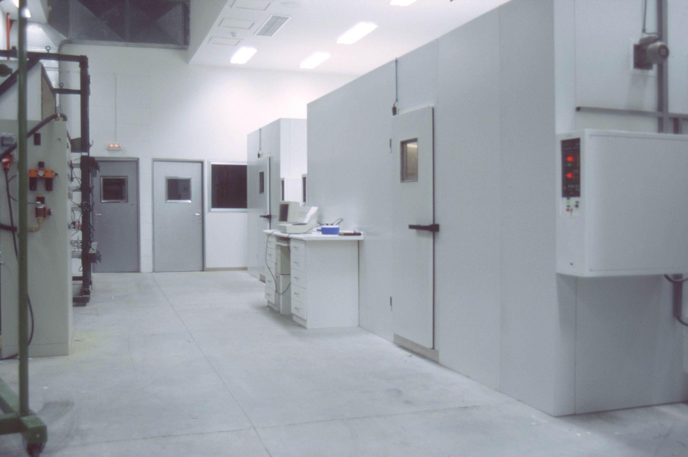 Chambre froide négative: la chambre réfrigérée négative