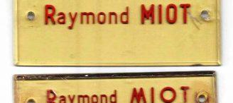 Plaque boîte aux lettres : pour personnaliser une boîte aux lettres