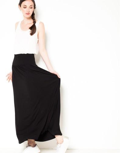 jupe longue camaieu