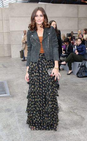 jupe longue fashion