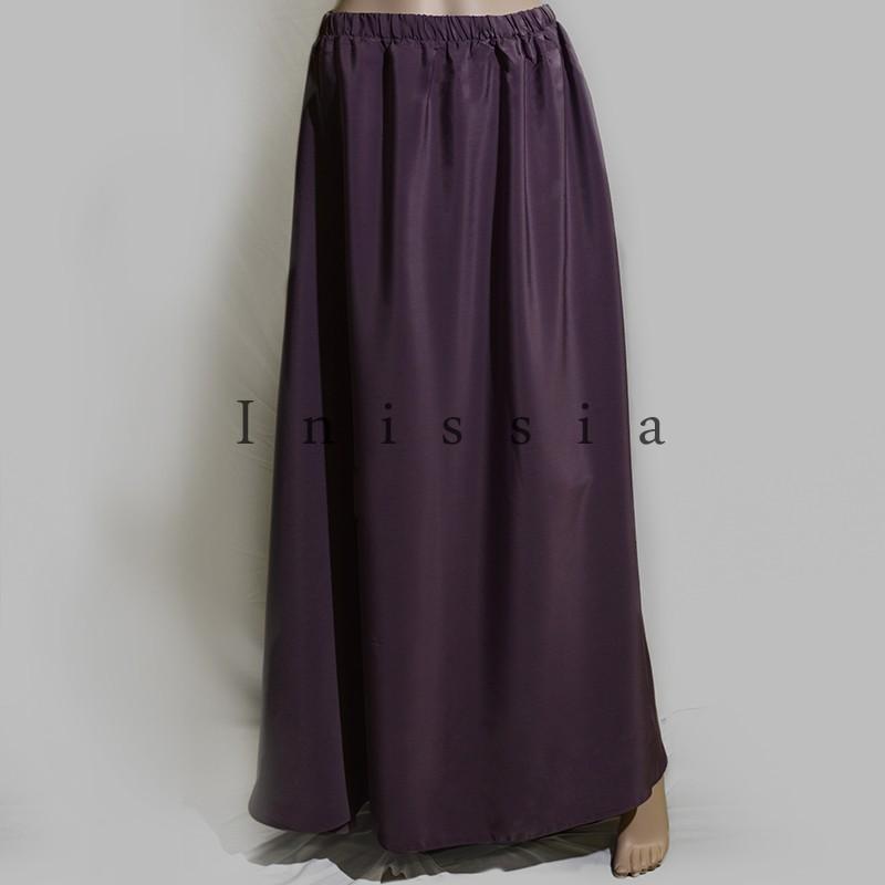 jupe longue femme musulmane