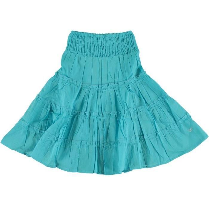 jupe longue fillette