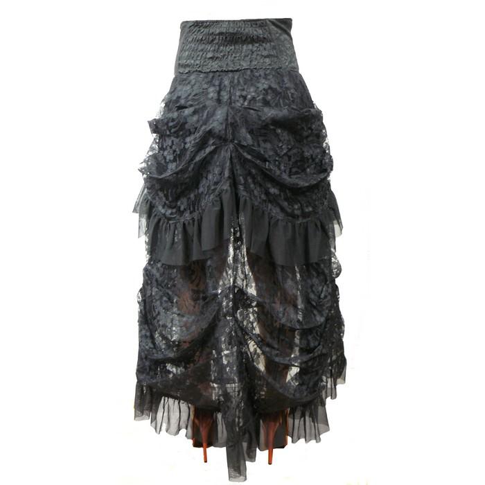 jupe longue gothique