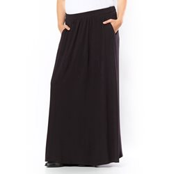 jupe longue grande taille