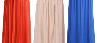 Les jupes longues